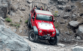 romantic getaways in colorado expirence jeep mountain passes