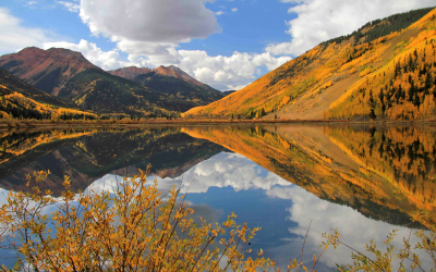 Colorado Colors and High Mountain Adventures Are Here!