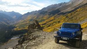 High Mountain Jeep Adventures Colorado