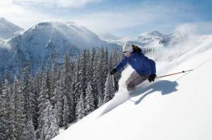 Colorado Ski and Romance Package